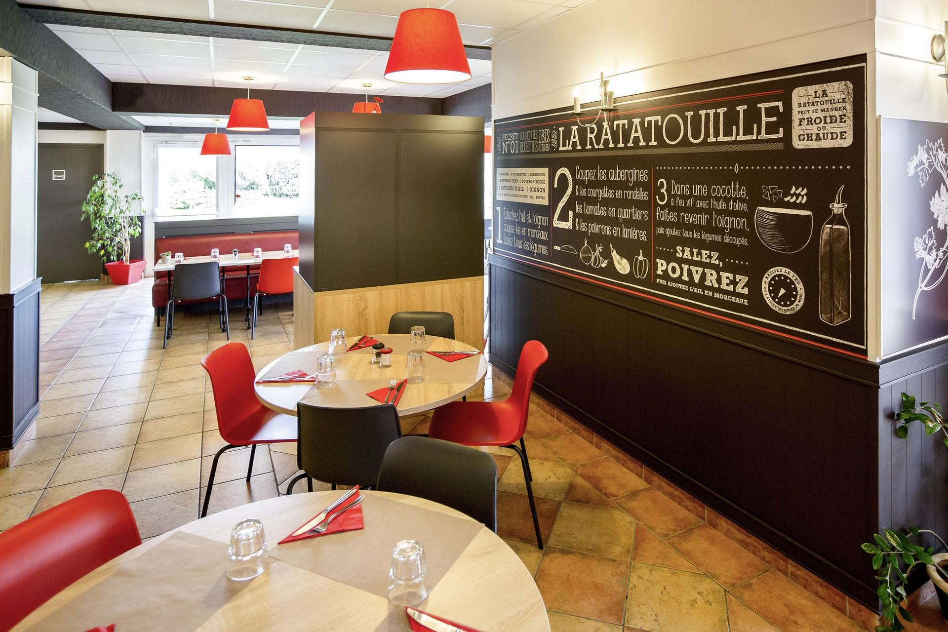 Restaurant Ibis Cherbourg La Glacerie