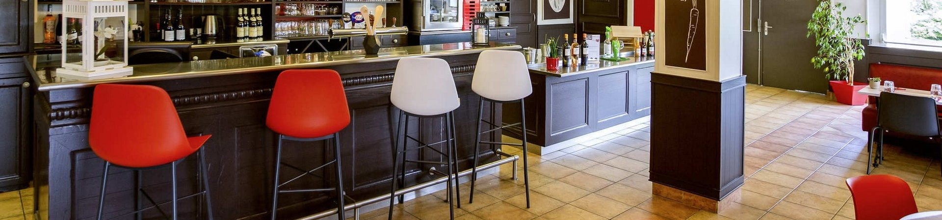 Bar pour un moment de détente après une convention ou un séminaire